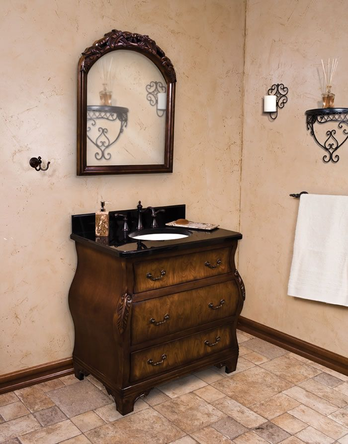 Bombay Chest Vanity Country Bathroom Vanities French Country Bathroom Vanity Bathroom Vanity Style