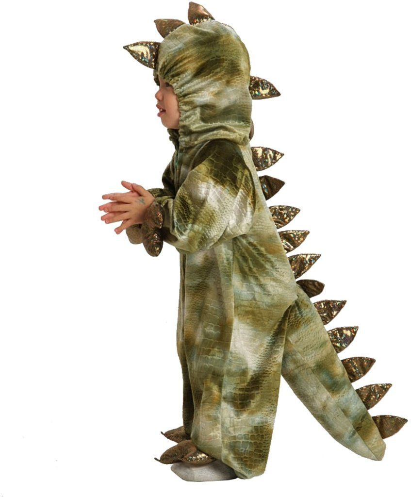 t-rex infant / toddler costume - small (6)