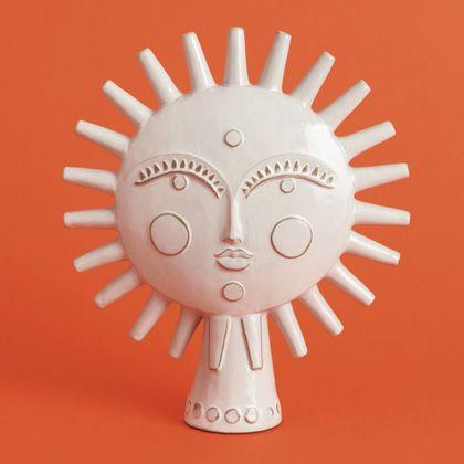 Jonathan Adler Utopia Sun $175 #urbanhomestead -- Somebody just make this for me, or something, please.