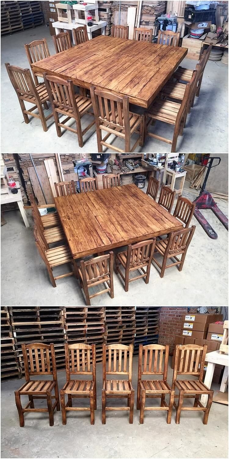 Clever Ideas for Reusing Wasted Wood Pallets | Holzpaletten ...