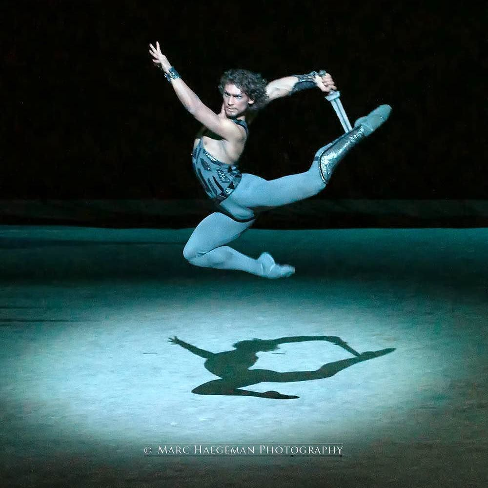 Ivan Vasiliev Иван Васильев   BEAUTY OF THE DANCE ...