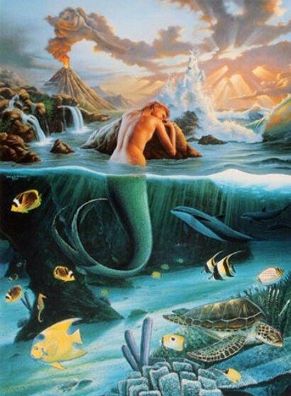 Jim Warren, Mermaid Dreams