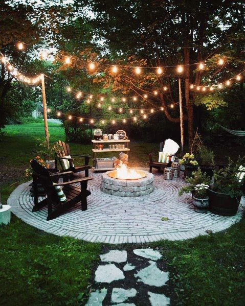 Top 40 Best Patio String Light Ideas - Outdoor Lighting Designs