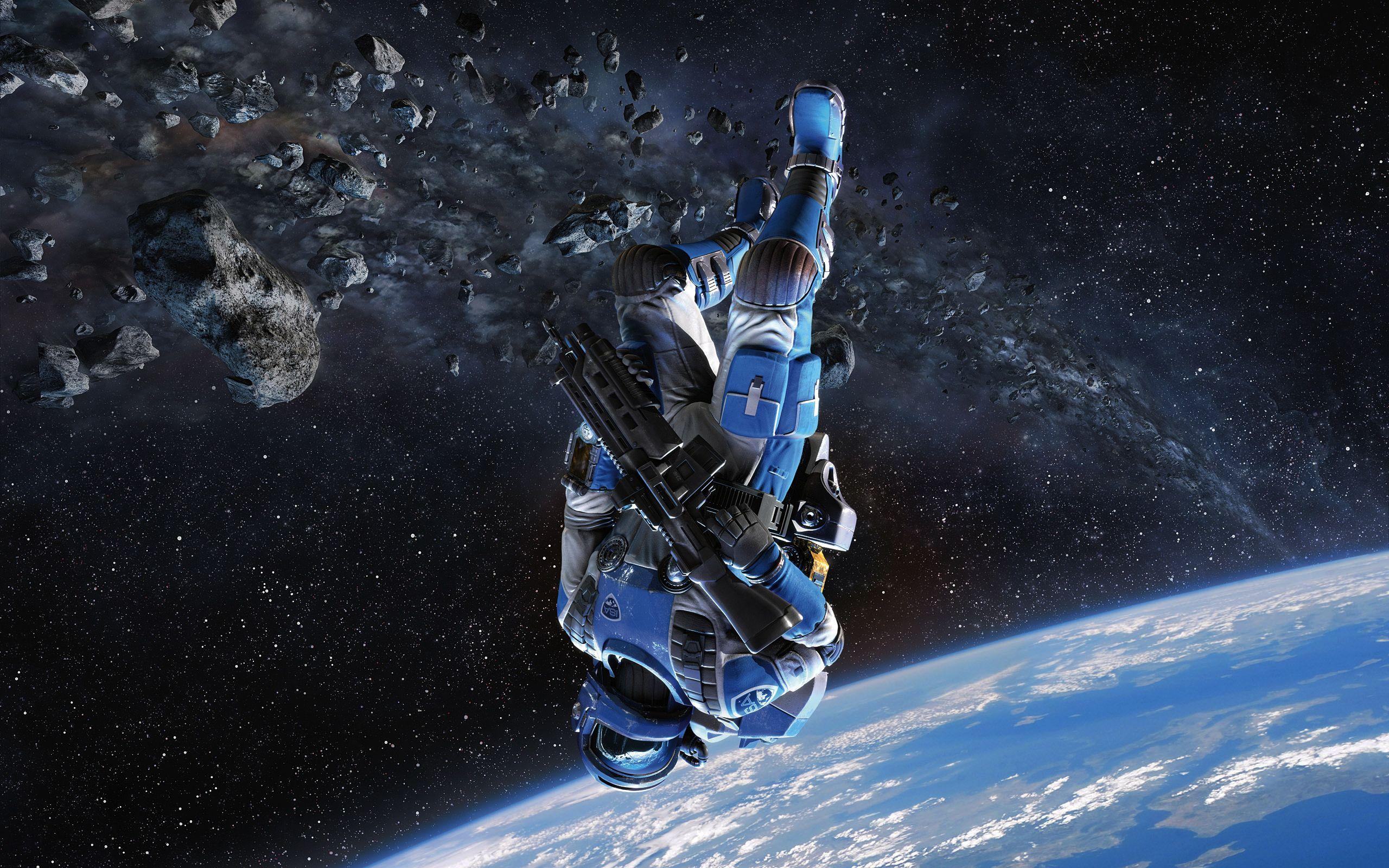 Sci Fi Wallpapers Free Wallpapersafari Warrior Images Sci Fi Wallpaper Space Soldier
