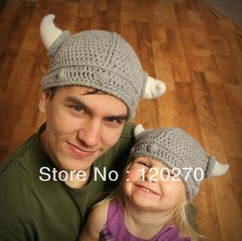 f53f4775c4a Funny Knitted Bull Horn Hat Baby Girls Boys Crochet Animal Hat Newborn  Infant Caps Children s Beanies EarFlaps Photography Props-in Hats   Caps  from Apparel ...