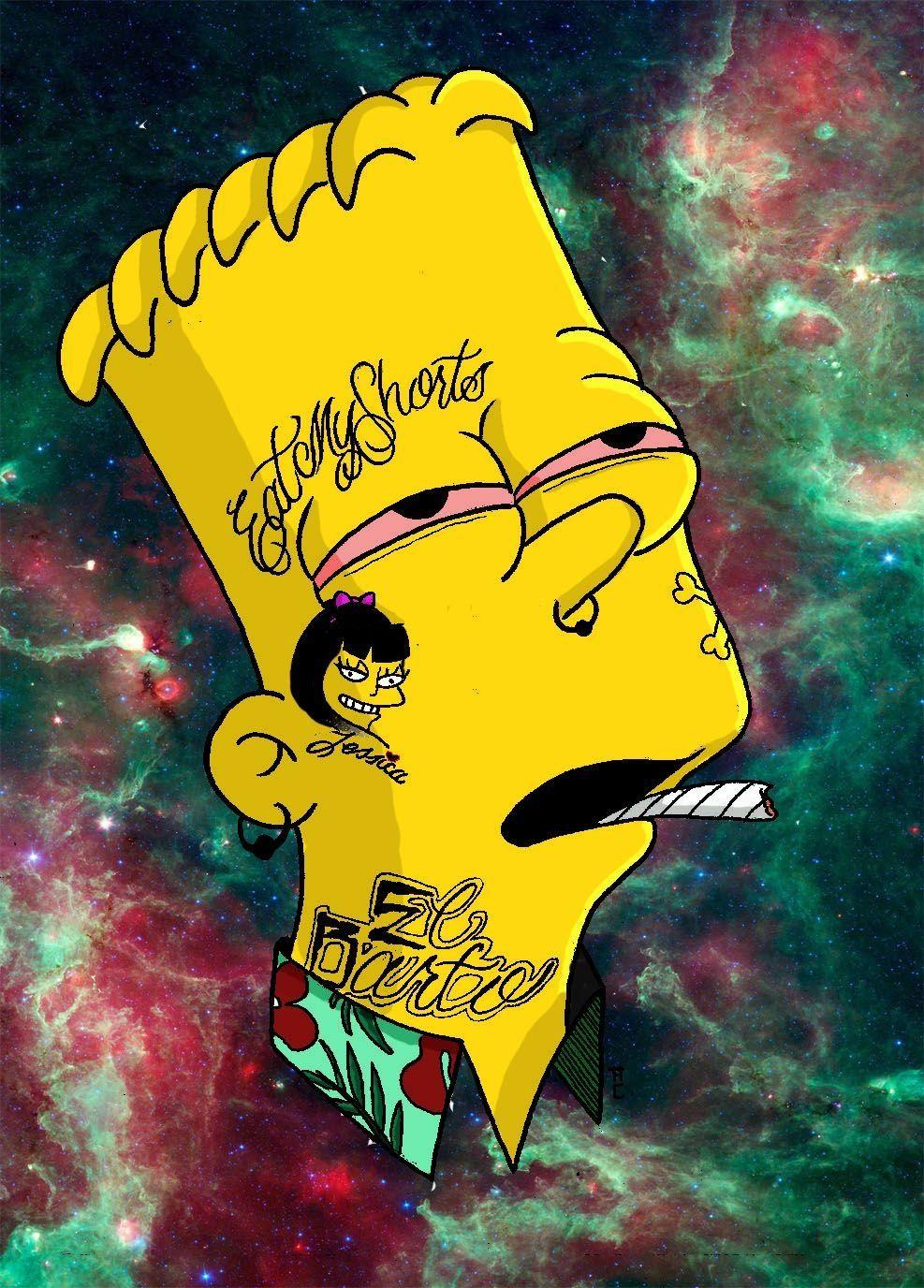 Bart Simpson Supreme Wallpapers Wallpaper Cave For The Incredible The Simpsons Wallpaper Bart Simpsons Drawings Simpsons Art Bart Simpson Drawing