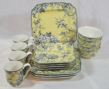 222 Fifth Adelaide Blue Set of 4 Latte Mugs | M wish list ...