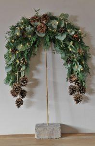 Kerst Workshops – La Fox Creation | Voor bloemschikken & gelegenheids bloemwerk #kerstbloemstukken