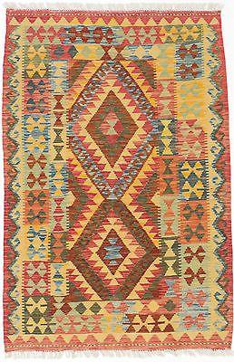 Hand Woven Kilim Carpet 34 X 50 Kashkoli Kilim Traditional Wool Rug Avec Images