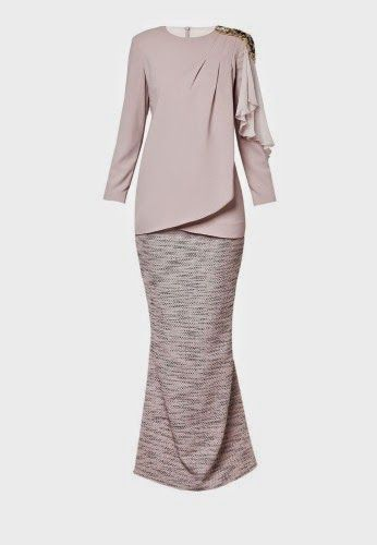 Baju Kurung Style Pinterest Kebaya Fashion And