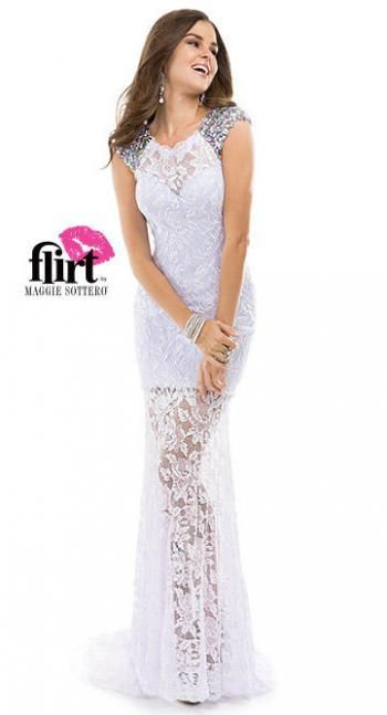 Flirt Prom by Maggie Sottero Dress P2844 | Terry Costa Dallas ...