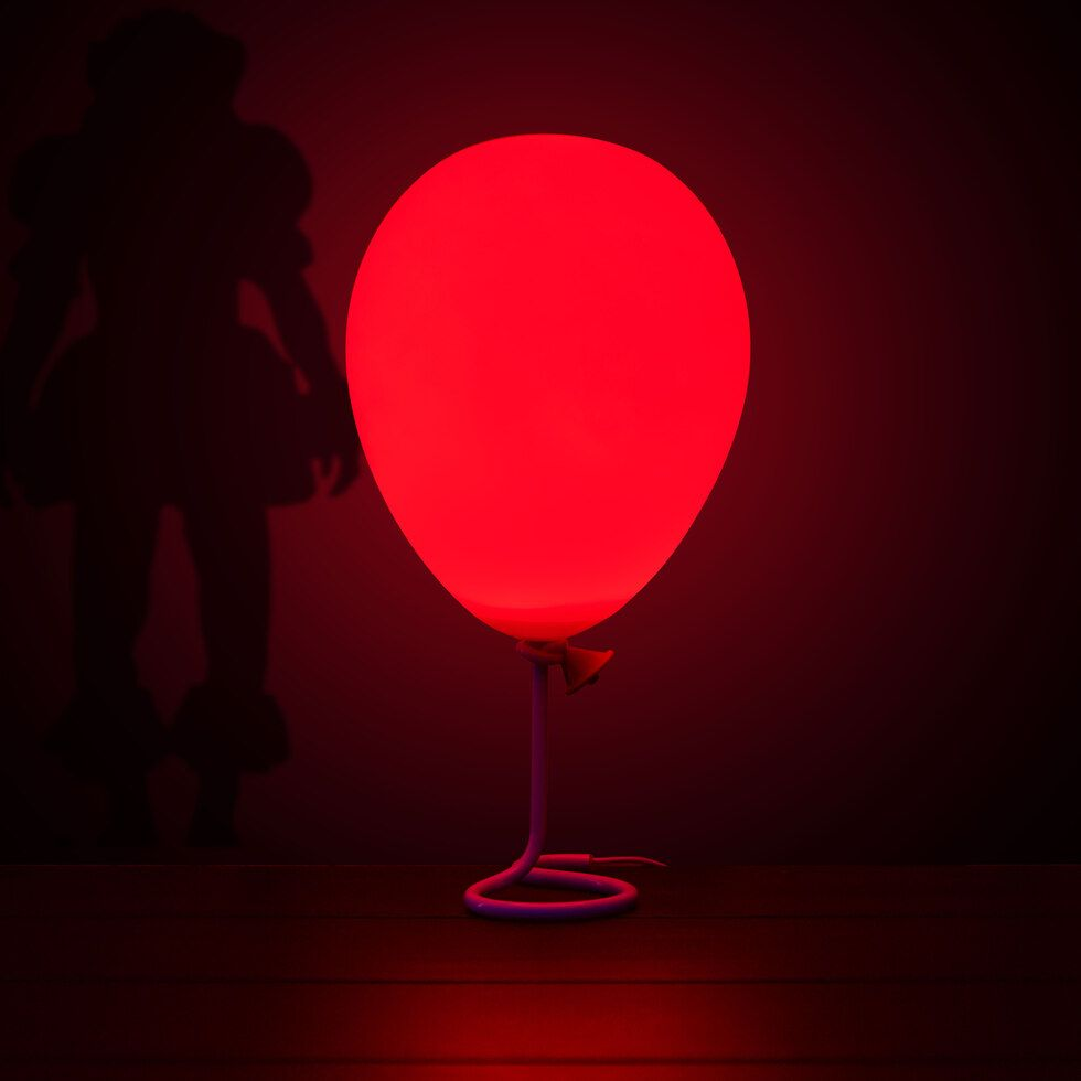 Pennywise Balloon Lamp Red Balloon Pennywise Balloons