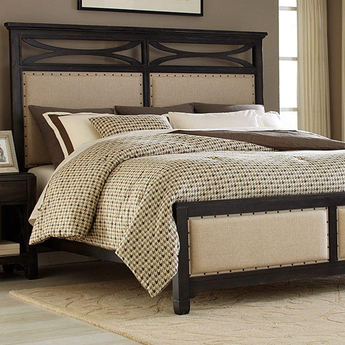 Bedroom Furniture For Sale In Karachi Orange Colour Bedroom Ideas Bedroom Vintage Bedroom Door Bunnings: Towne King Bed In Black - Our Best Bedroom Finds