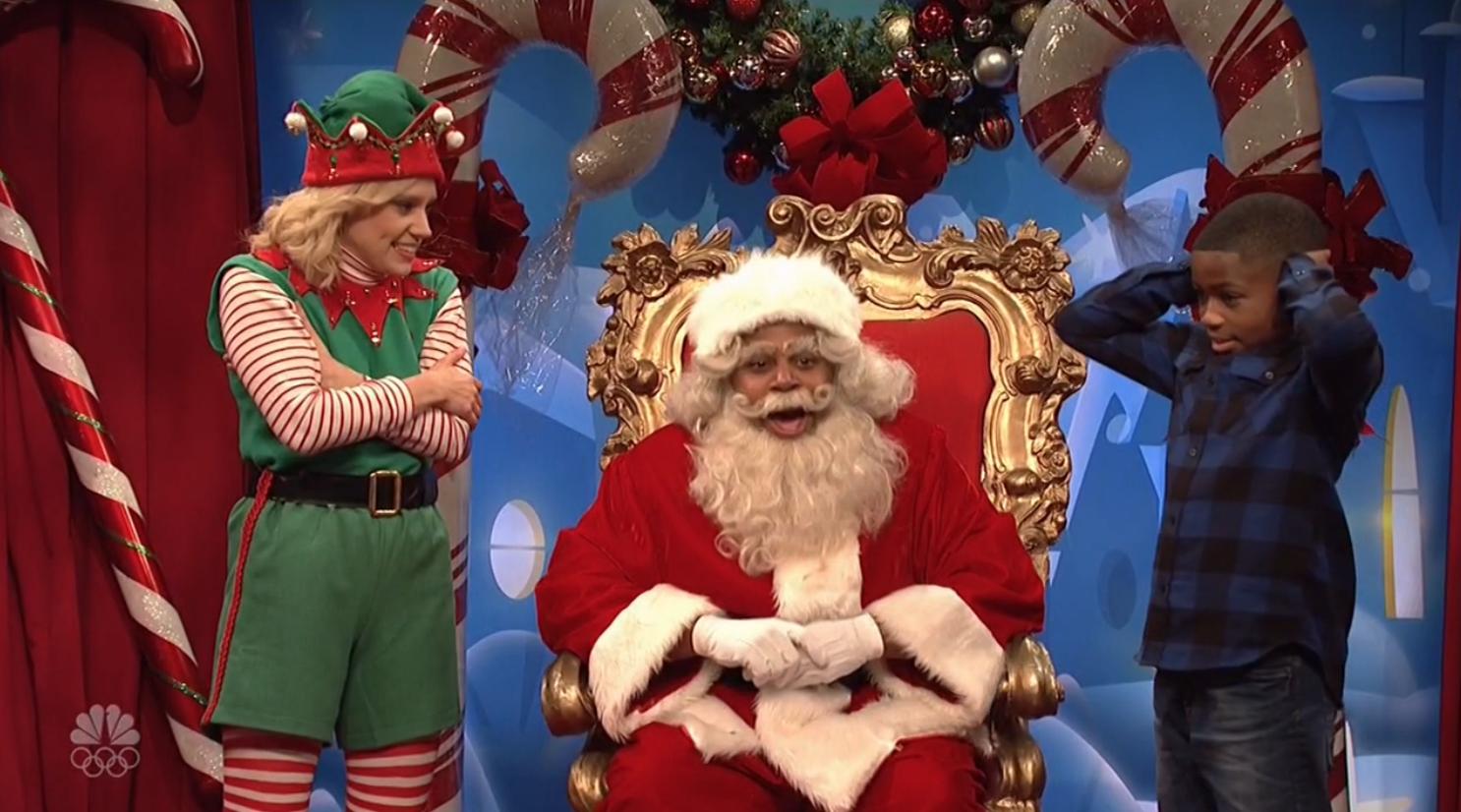 SNL\' addresses Al Franken, Roy Moore, Matt Lauer in Christmas-themed ...