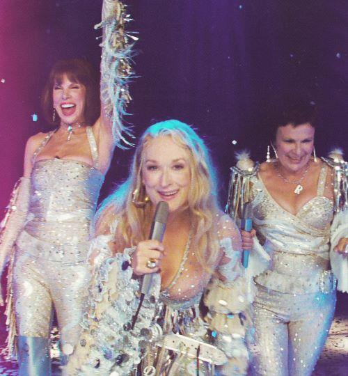 Take The Spandex Off Gurls / Mamma Mia