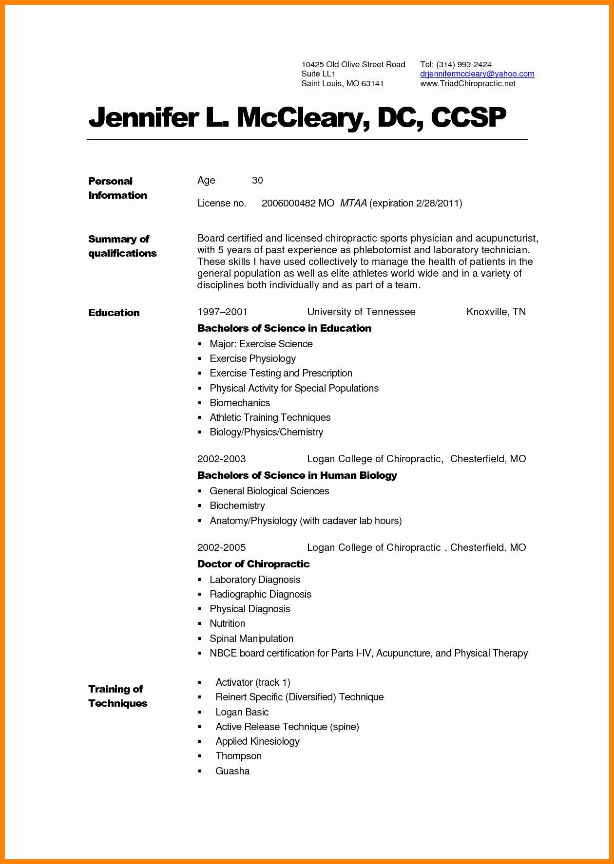 Medical School Resume Example Beautiful 8 Curriculum Vitae For Doctors Sample Medical Resume Template Medical Resume Sample Resume Cover Letter