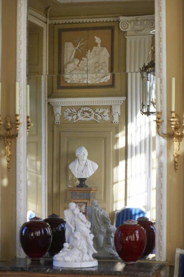 Château De Barly, Près Du0027Arras, Construit Sous Louis XVI Dans Les Années