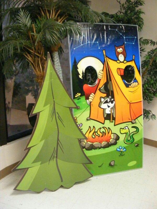 Pin by Amanda Jean on Camping at School | Vacation bible ...