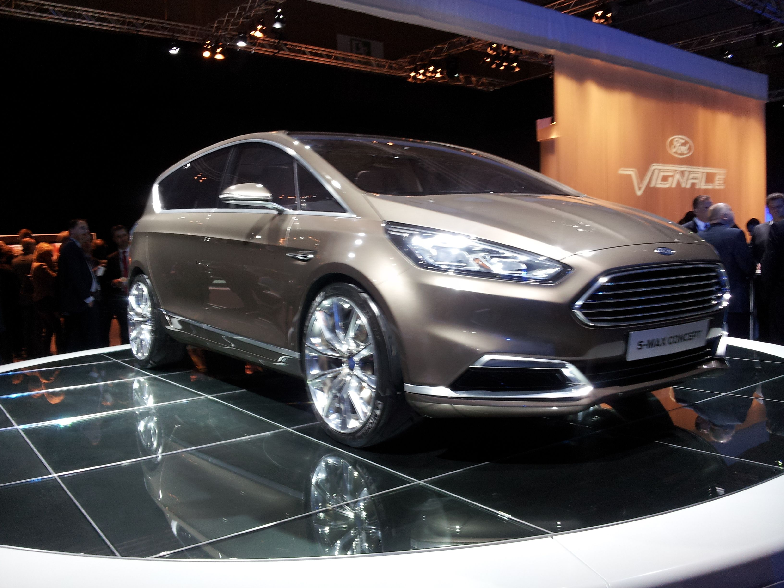 Ford new ford s max