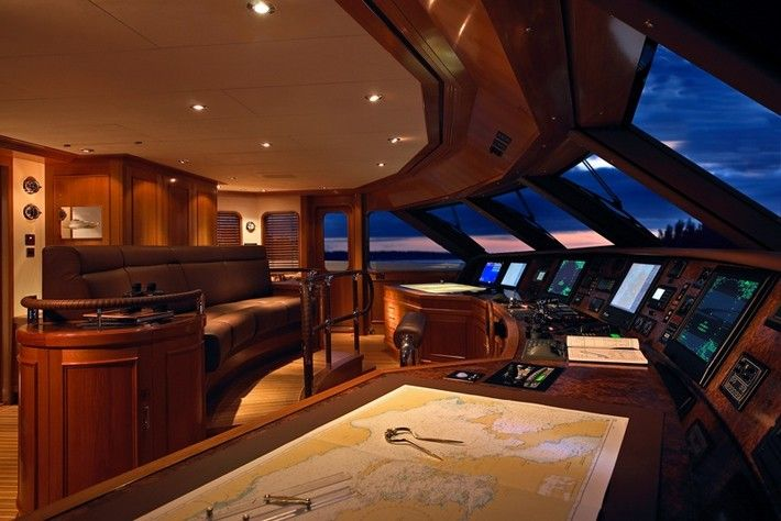 Take a look inside Steve Jobs' Luxury Yacht | Yacht Ideas