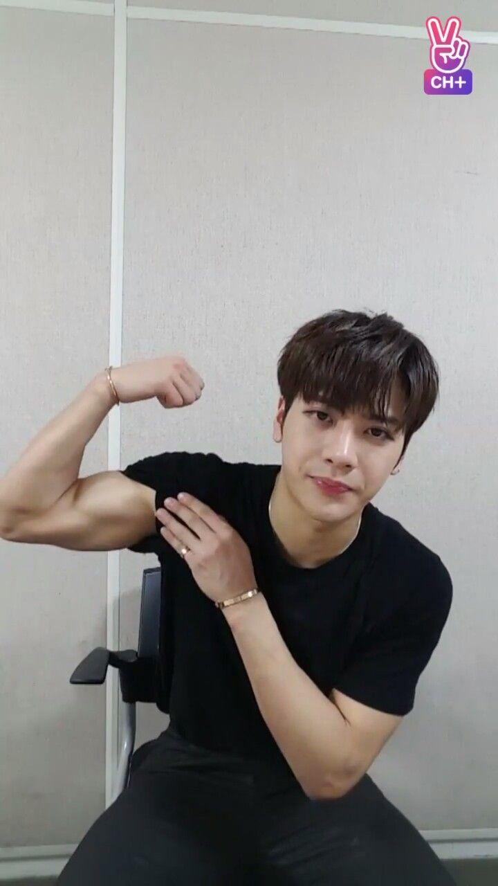 Those Muscles Jackson Wang Got7 Jackson Jackson