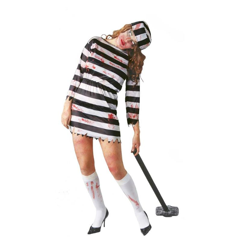 Disfraz de Presidiaria Zombie Halloween 2014 and Halloween costumes - imagenes de disfraces de halloween