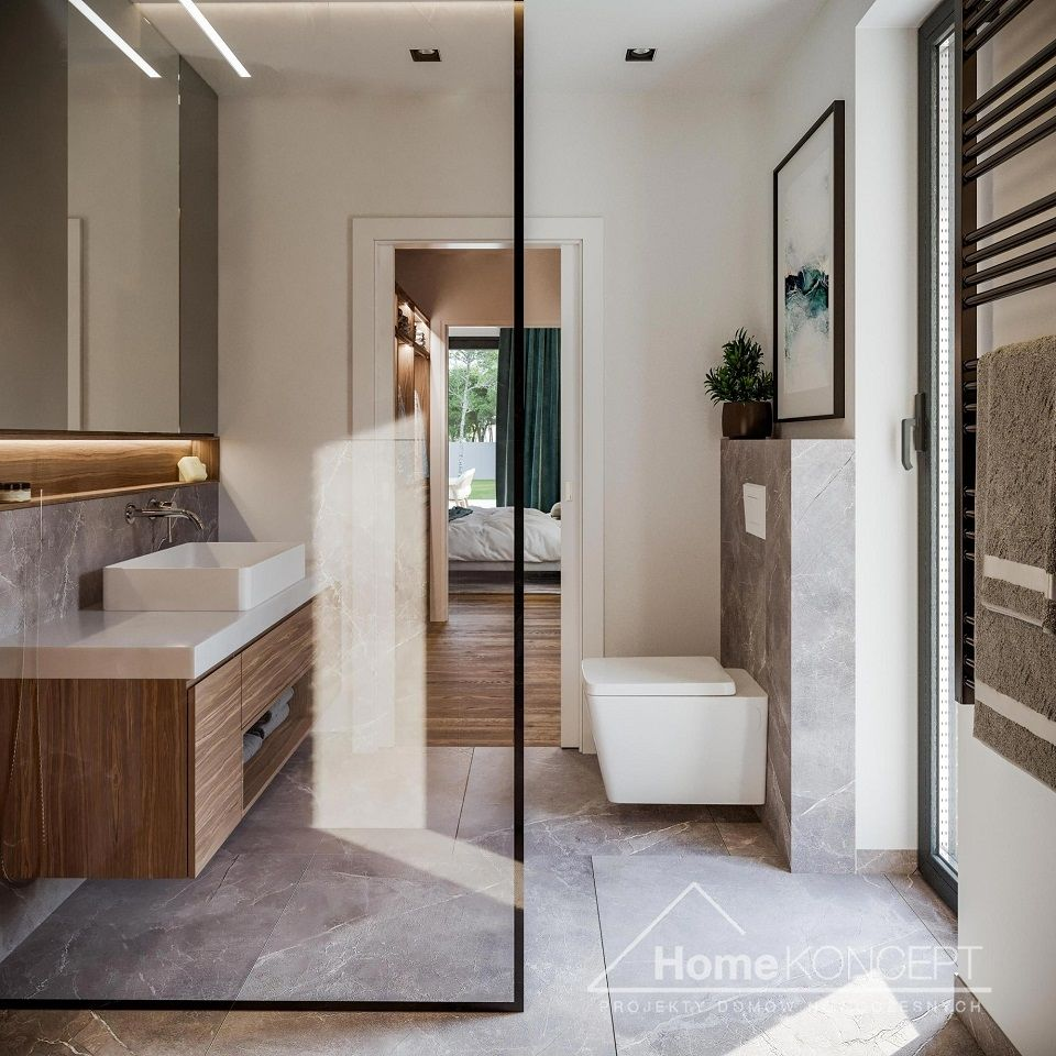 Pin By Homekoncept Shop On Lazienki House Design Bathroom Inspiration Architecture House