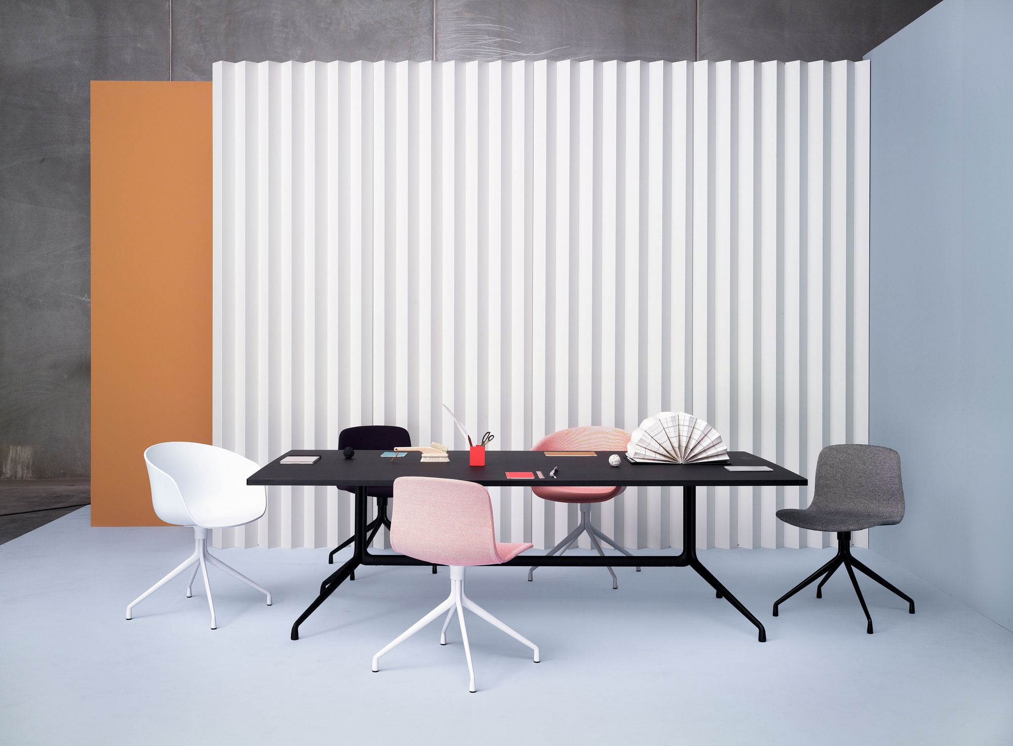 office chair conference dining scandinavian design aac22. Scandinavia Design · About A Chair Giratorio // HAY Dining ChairsDesk Office Conference Scandinavian Aac22