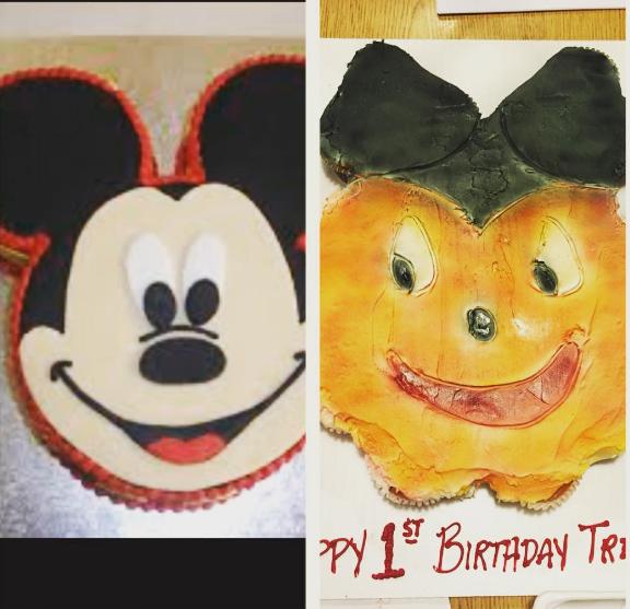 Este Mickey Mouse Bronzeado 19 Bolos De Anivers 225 Rio Que