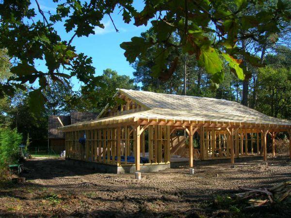 Plan Maison En Bois Creole