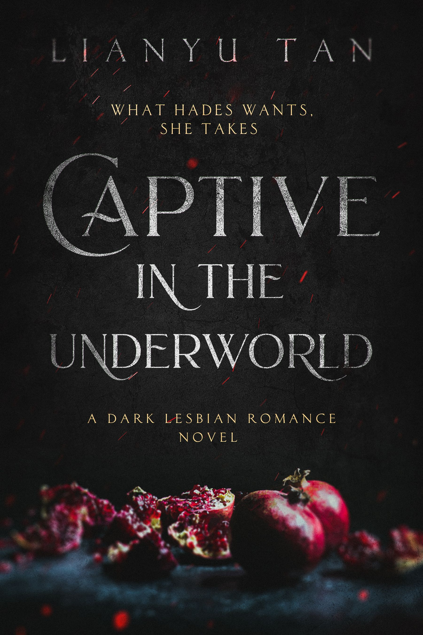 Captive In The Underworld Underworld Hades And Persephone Lesbian Romance