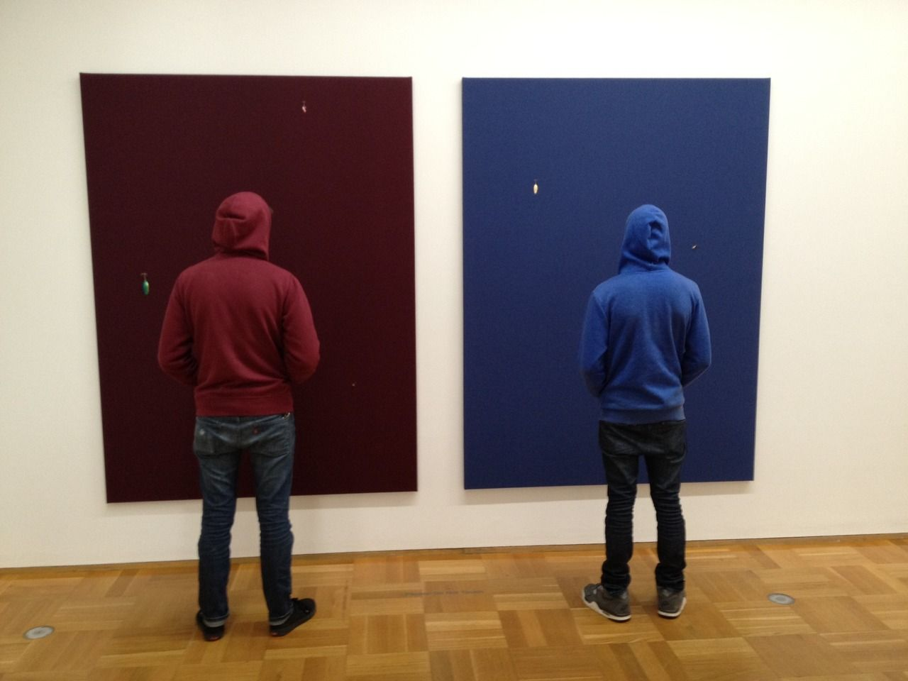 I Went To The Mca In Chicago Yesterday With My Family And My