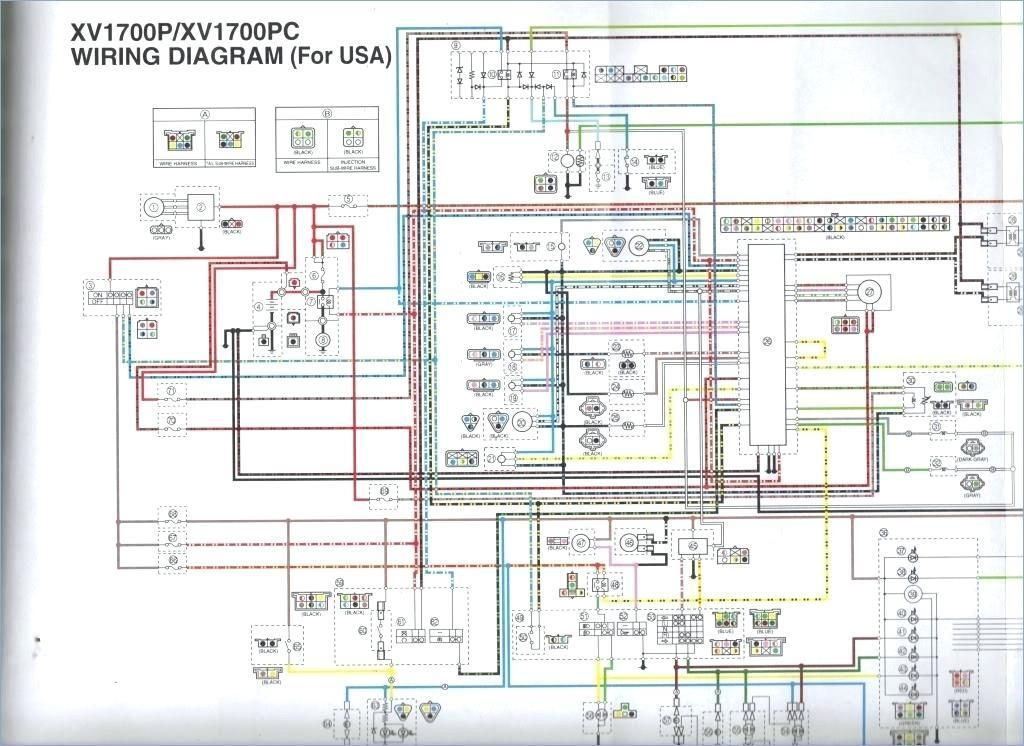 image result for 2007 yamaha road star wiring diagram from fuse box | fuse  box, diagram, image  pinterest