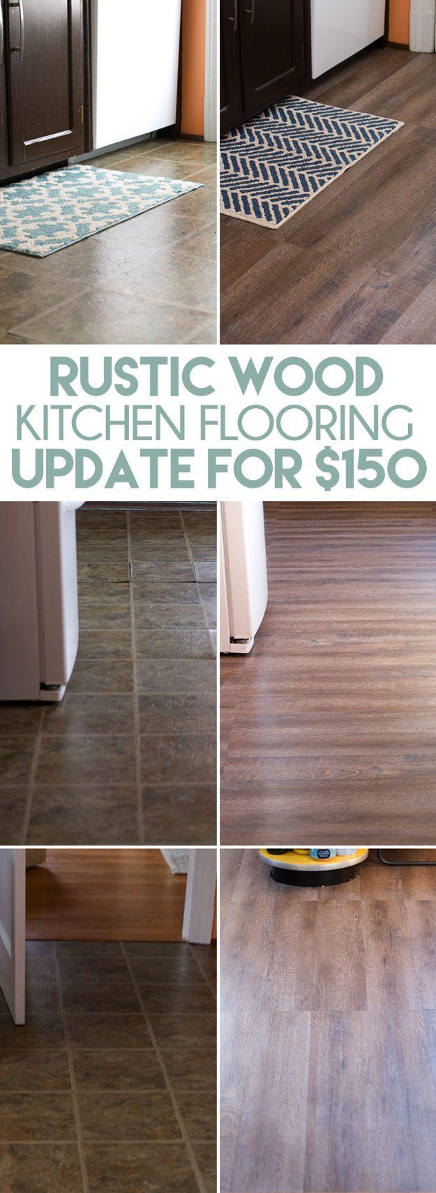 Billig Küche Bodenbelag | Küche | Pinterest | Küchen bodenbelag ...