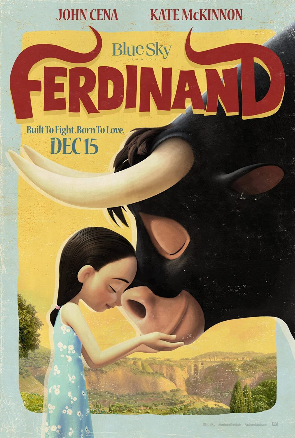 Built To Fight Born To Love The New Ferdinand Trailer Arrives