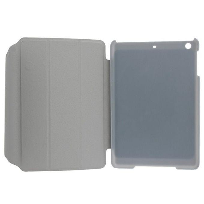 Succinct Design Leather Plastic Protective Case