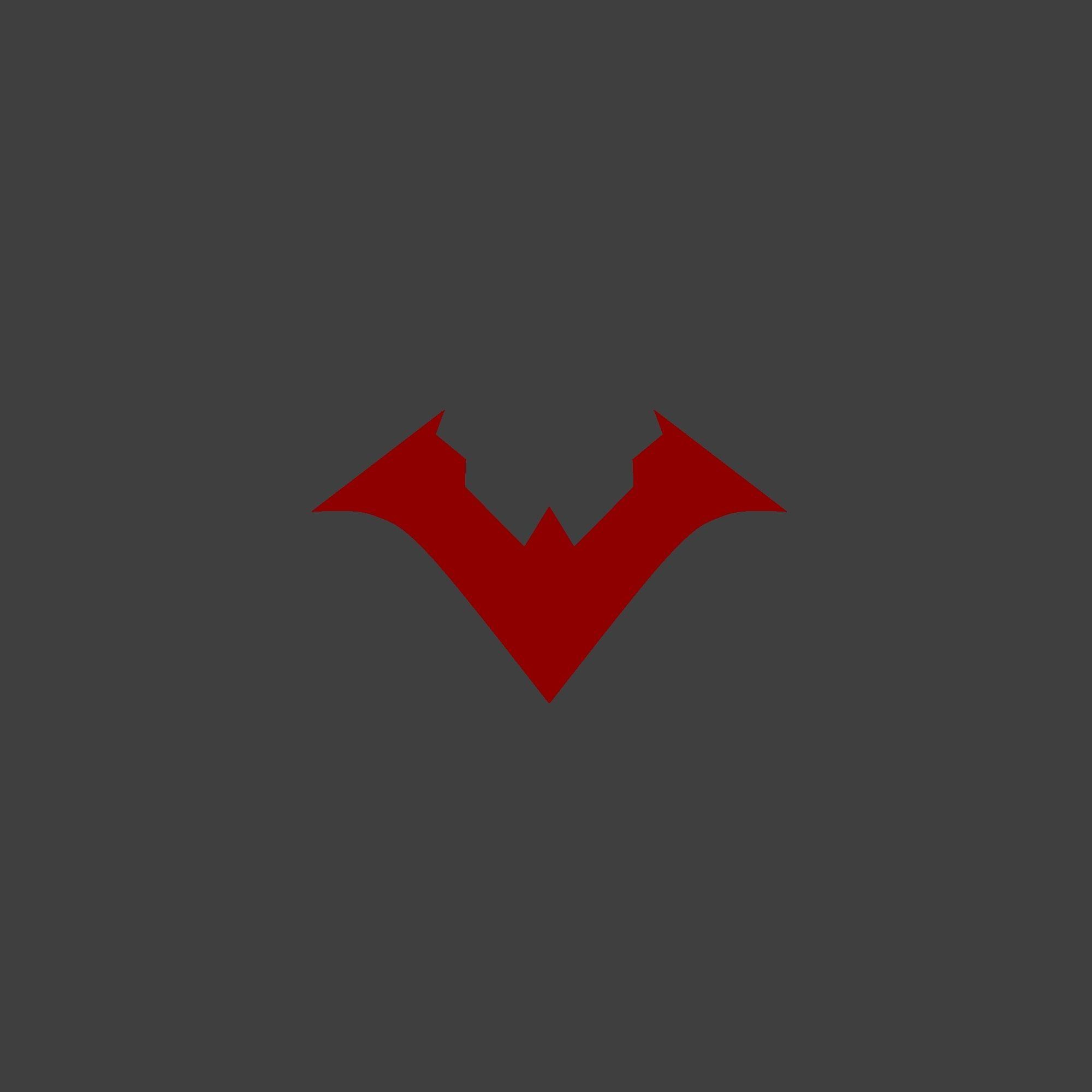 nightwing red logo wallpaper - photo #29