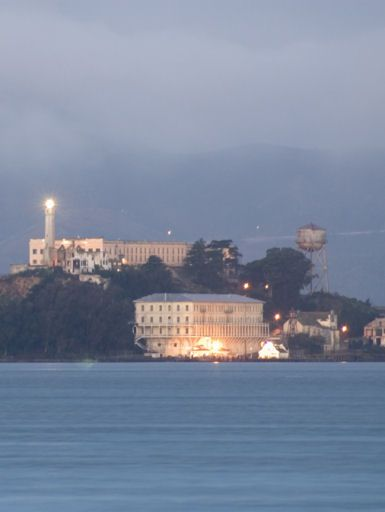 Alcatraz Island Atkins world architecture news architecture