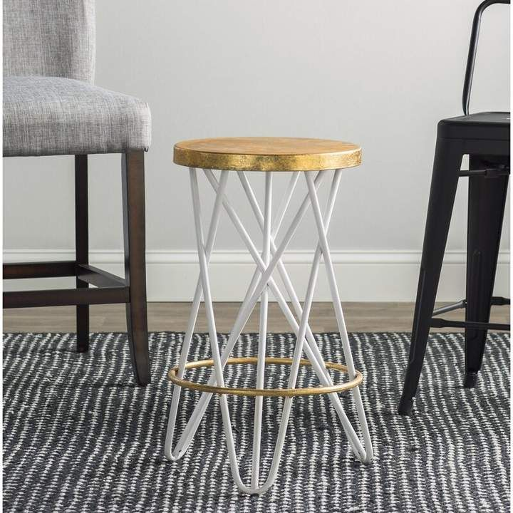 Superb Mercury Row Buell 24 Bar Stool In 2019 Products 24 Bar Machost Co Dining Chair Design Ideas Machostcouk