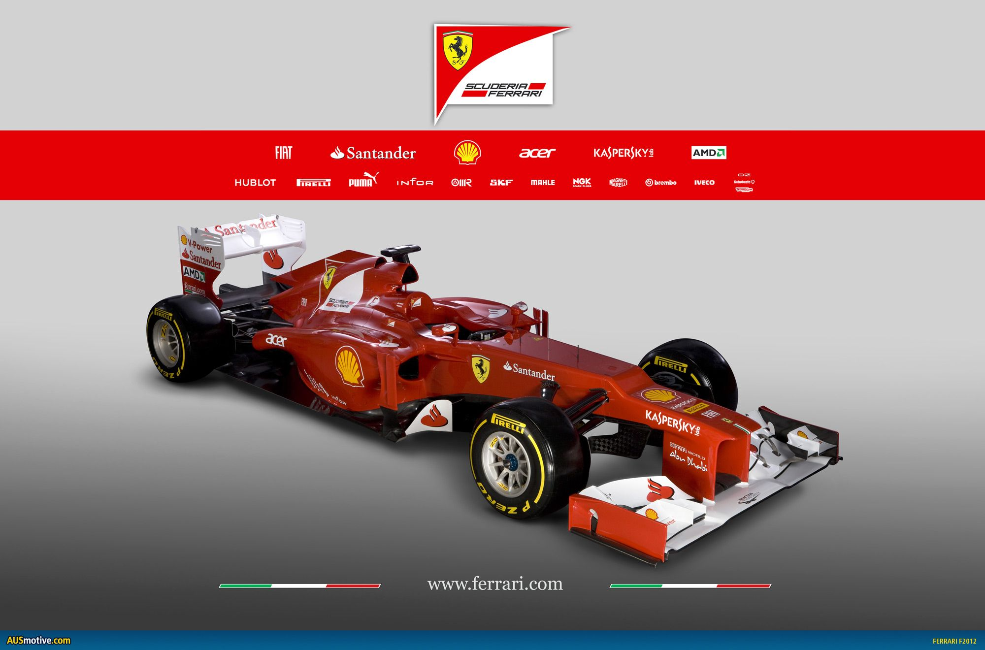 Ferrari 2012 F1 Car The Deceleration And The Retardation Experience By The F1 Driver When He Pushes The Brakes Can Be Felt Ferrari F1 Ferrari Car Racing