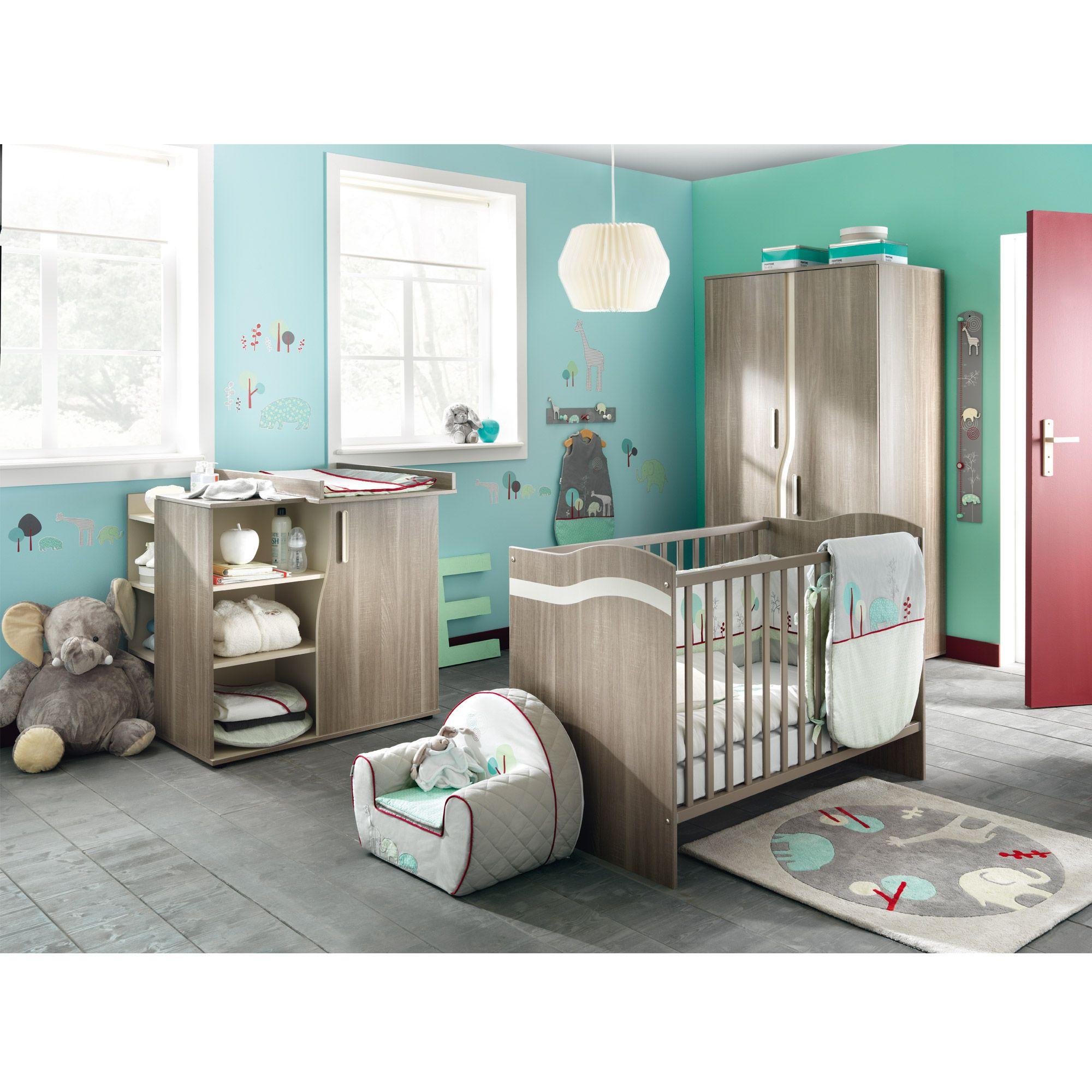 Chambre Pablo, Chambres nature  Chambre bébé, Déco chambre bébé