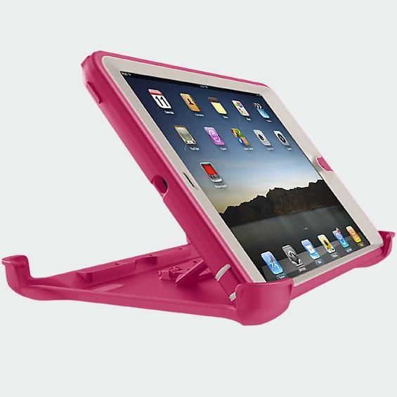 online store 79f95 a70a1 OtterBox® Defender Series® Rugged Case for iPad mini - Black ...