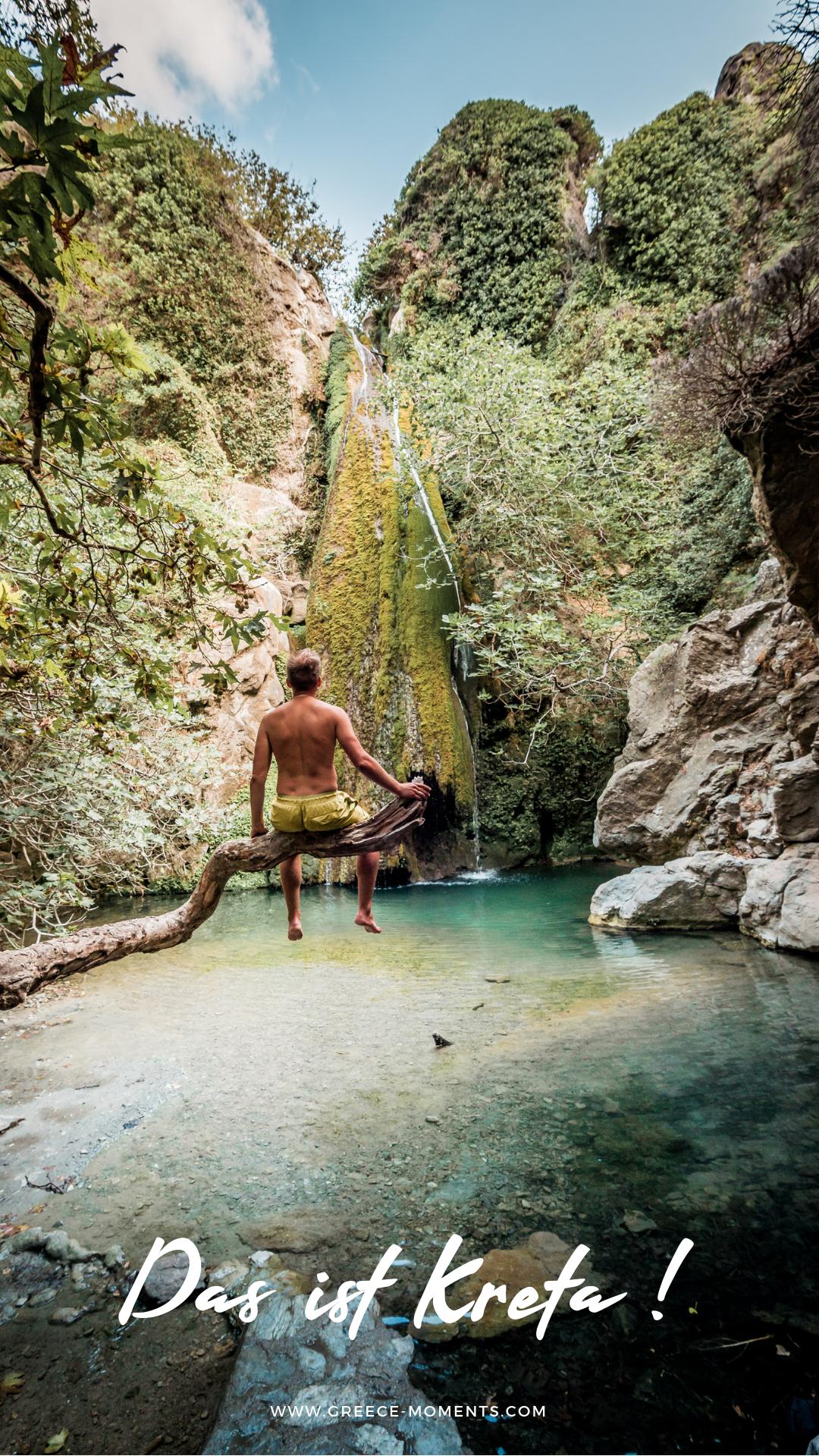 Kreta Highlights • Die schönsten Ausflüge auf der griechischen Insel #traveltogreece