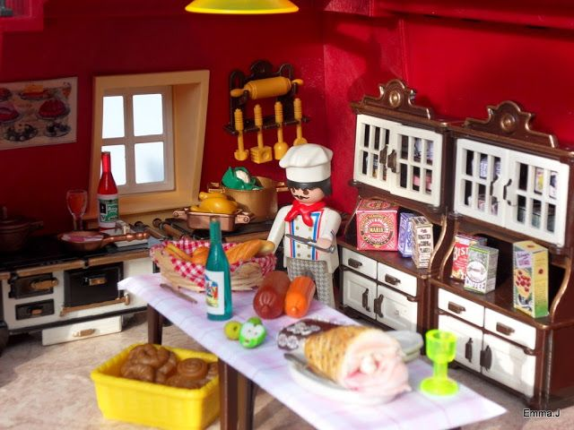 Playmobil Schlafzimmer ~ Best playmobil images doll houses dollhouses