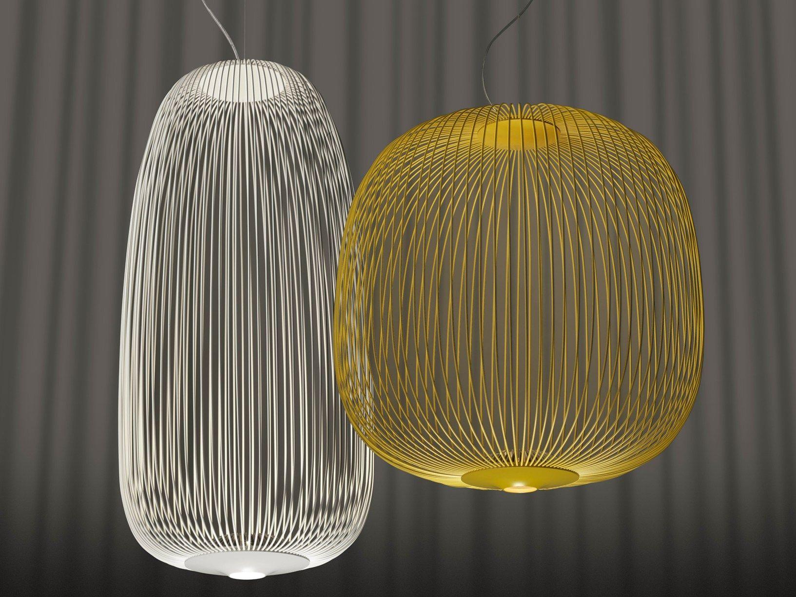 Foscarini Alla Milano Design Week Luce A Sospensione Lampada Led Lampade A Sospensione