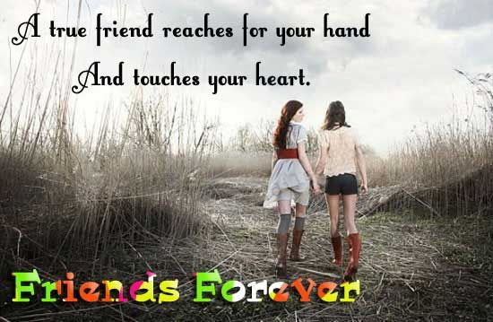 nice friends forever images