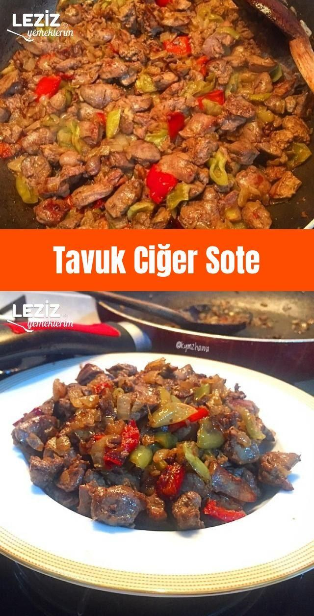 Photo of Sautéed Chicken Liver – My Delicious Food