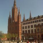 Wiesbaden downtown