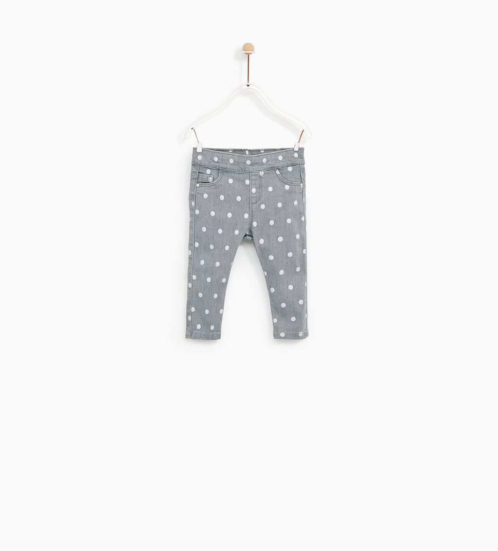 2cbc95e4dd81d PRINTED DENIM JEGGINGS-NEW IN-BABY GIRL | 3 months - 4 years-KIDS-NEW  COLLECTION | ZARA United States