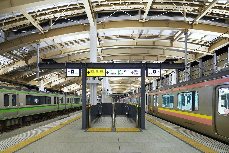 Jr Niigata Station Phase1 Sinato 新潟 新潟駅 デザイン